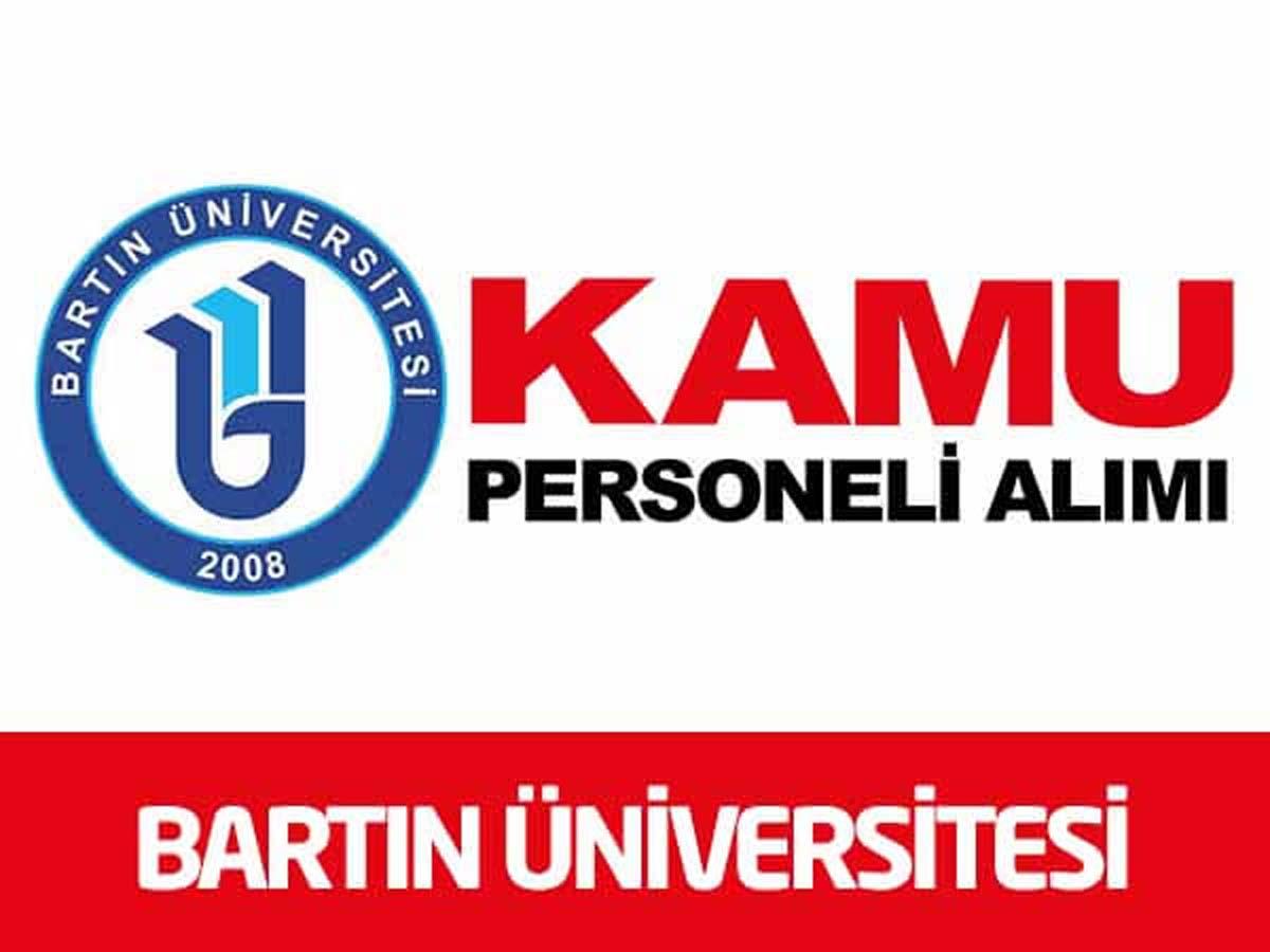 Bartın Üniversitesi 2 Avukat Alımı