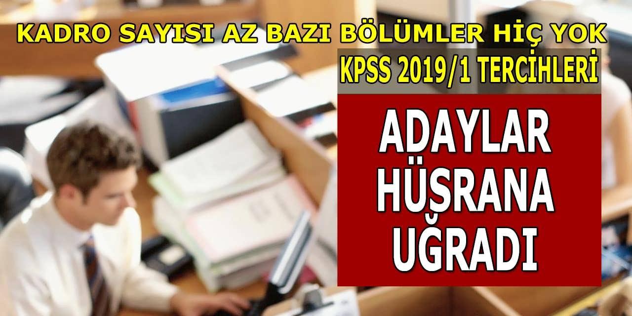 Merkezi Atamada adaylar Hüsrana Uğradı! KPSS Kadro Sayısı Çok Az
