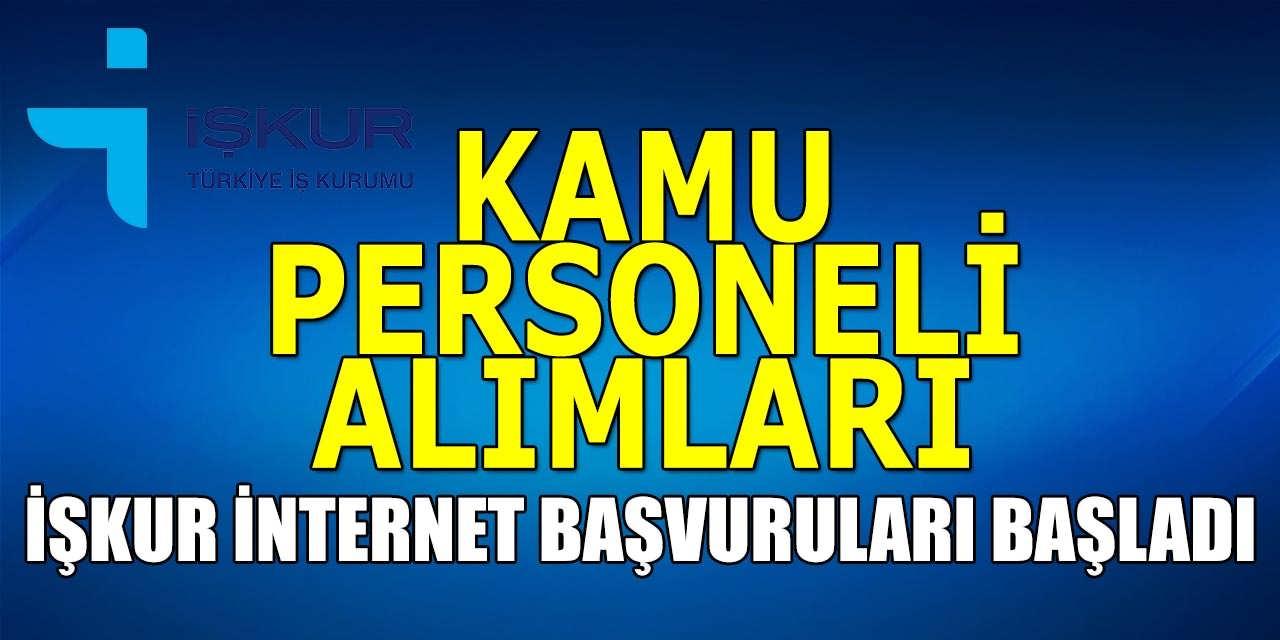 İŞKUR İnternet Başvuruları KPSS 60 Puanla Başladı! Türkiye Deniz İşletmeleri (T.D.İ.) Kamu Personeli Alımları