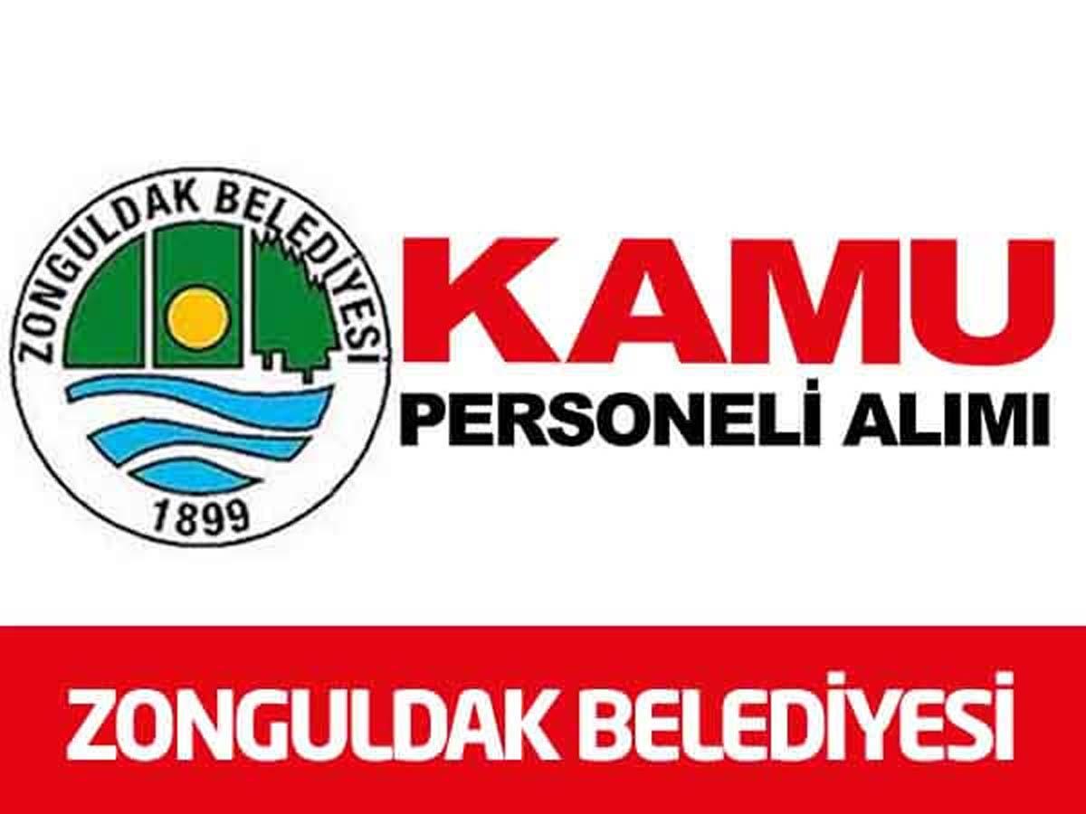 Zonguldak Karaelmas Belediyesi İşçi Alımı