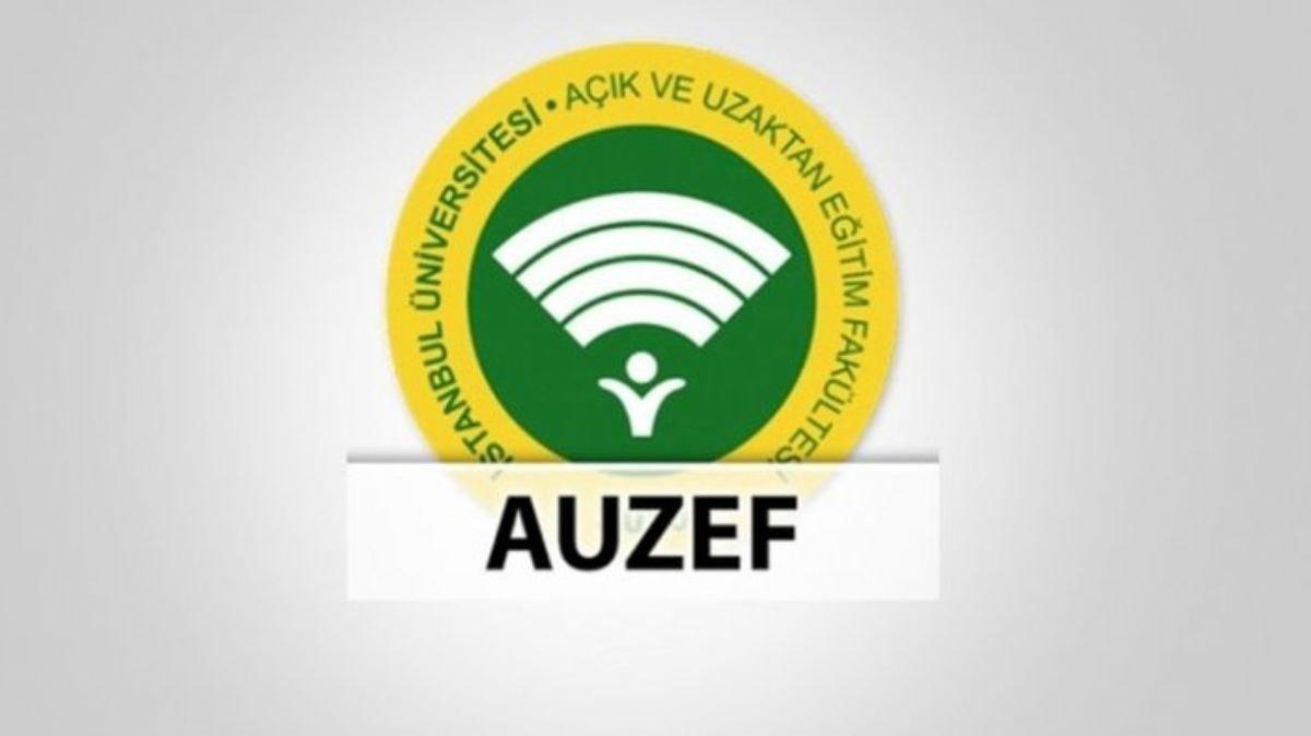 Ağustos'ta Yapılacak AUZEF Açıköğretim Sınavı Giriş Belgeleri