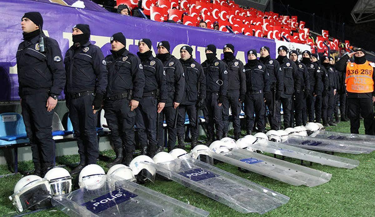 Polisler Artık Maç Görevlerinin Parasını Alabilecek