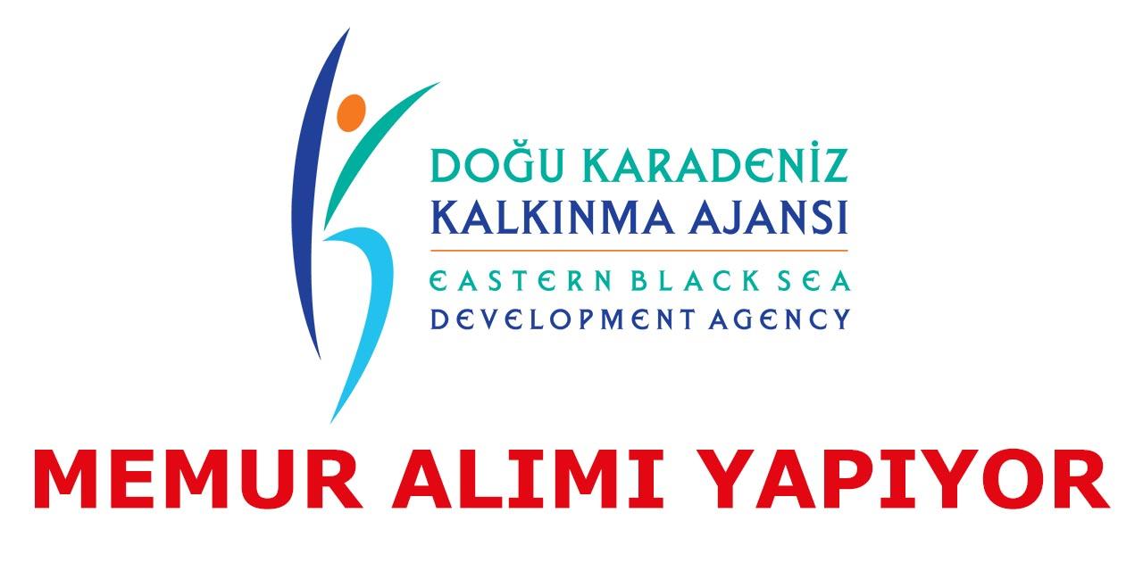 Doğu Karadeniz Kalkınma Ajansı İŞKUR'dan Memur Alımı Yayımladı