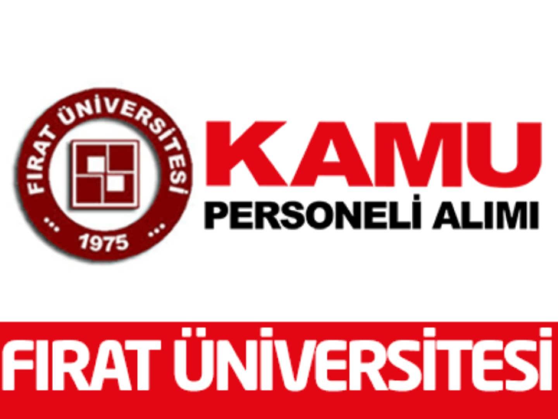 Fırat Üniversitesi 3 Hemşire Alımı