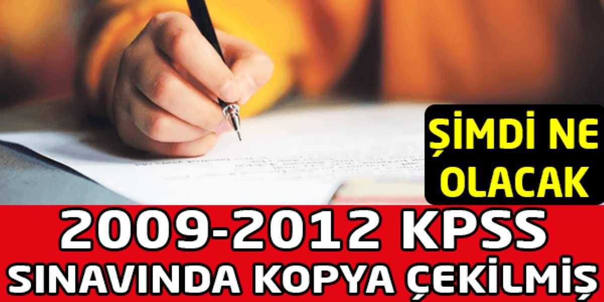 2009 ve 2012 KPSS İptal Olursa Ne Olacak