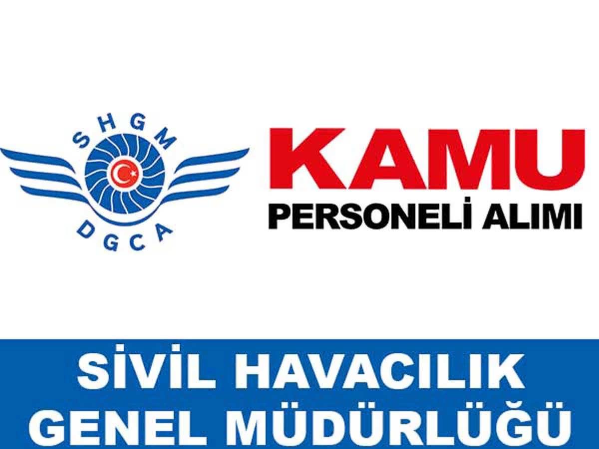 Sivil Havacılık Genel Müdürlüğü Kamu Personeli Alımı 2016