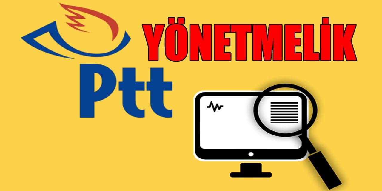 PTT Personel Alımı Yönetmeliği Yayımlandı