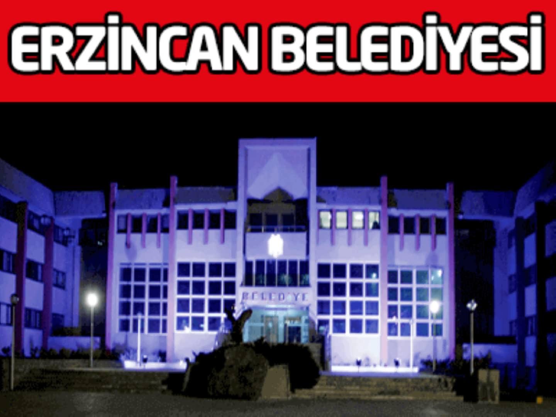 Erzincan Yoğurtlu Belediye Başkanlığı İşçi Alımı