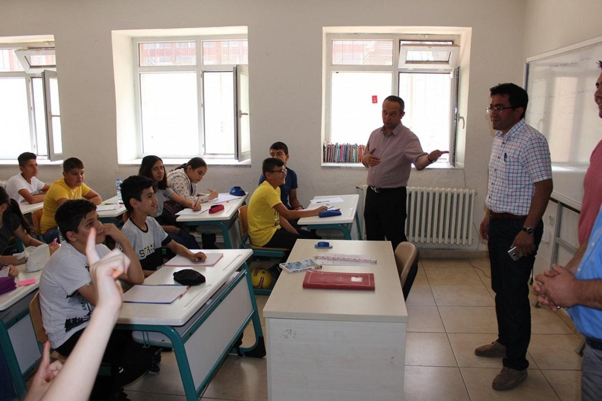 MEB, Destekleme Ve Yetiştirme Kurslarını Denetledi