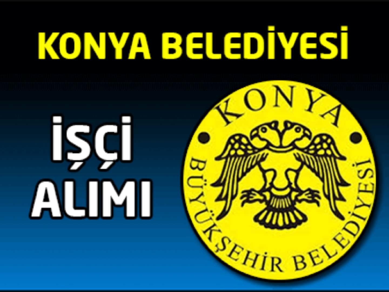 Konya Altınekin Belediye Başkanlığı İşçi Alımı