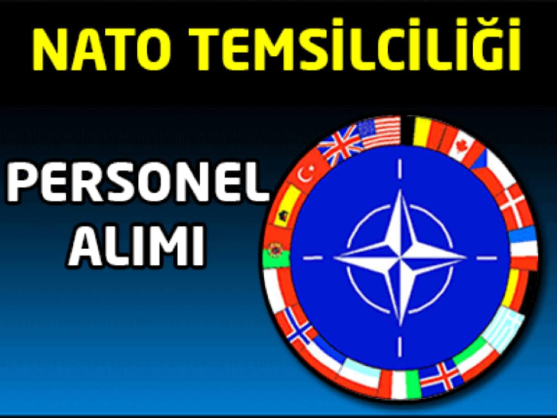 Nato Daimi Temsilciliği Personel Alımı