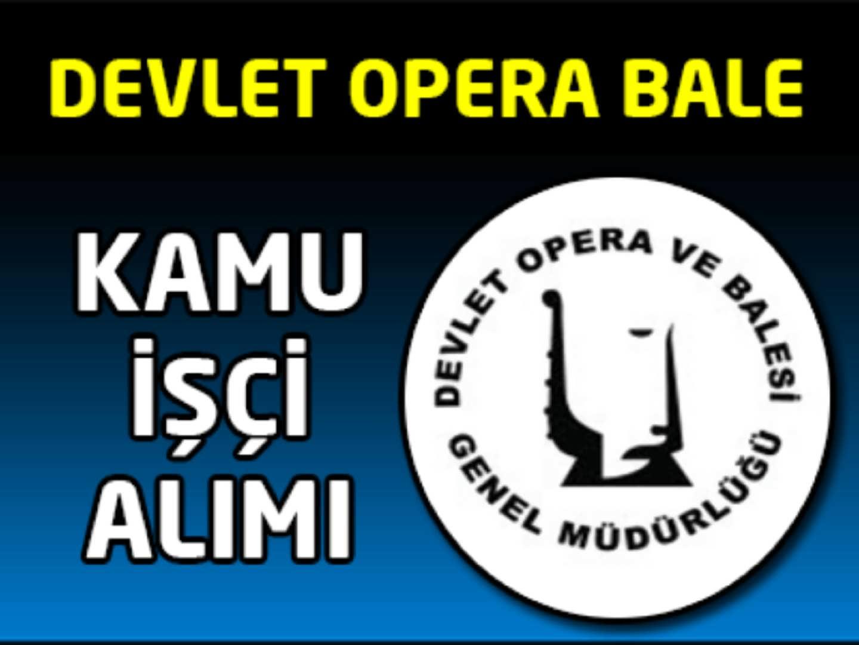 Devlet Opera Trombon Sanatçı Alımı