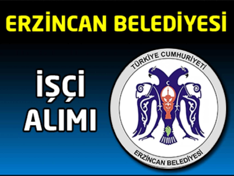 Erzincan Geçit Belediye Başkanlığı İşçi Alımı
