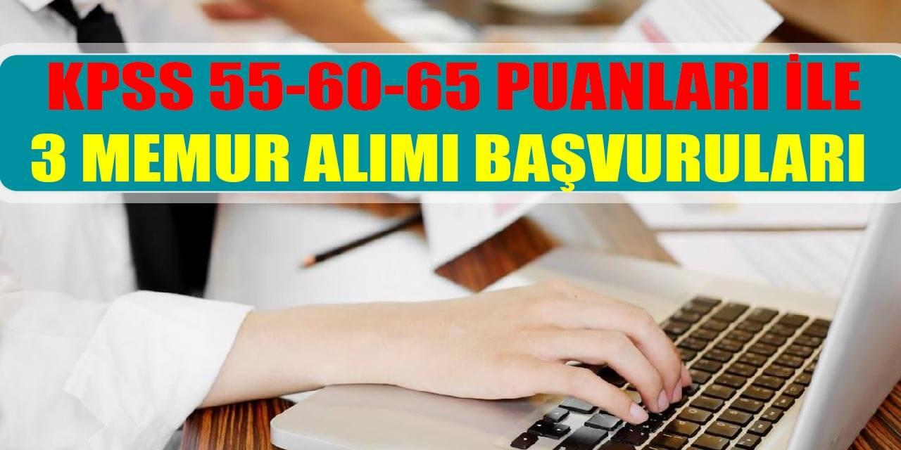 KPSS 55, 60 ve 65 Puanla Evreşe Belediyesi 3 Memur Alımı Gerçekleştirecek