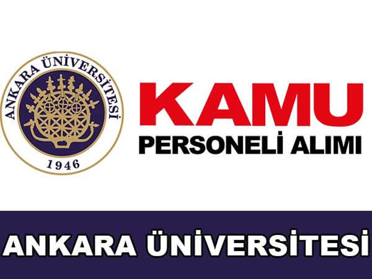 Ankara Üniversitesi Kamu Personeli Alımı 2016