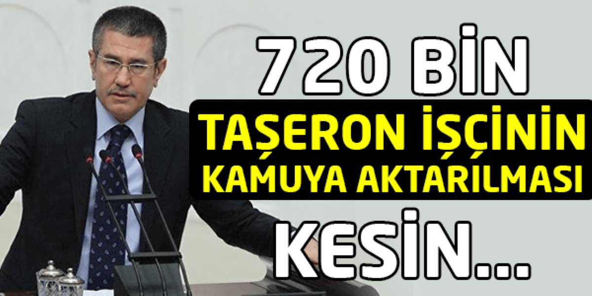 Başbakan Yardımcısı Nurettin Canikli TBMM de Açıkladı
