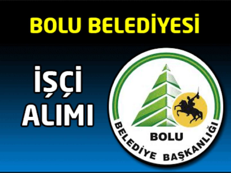 Bolu Belediyesi Lpg Dolum ve Boşaltım İşçisi Alımı