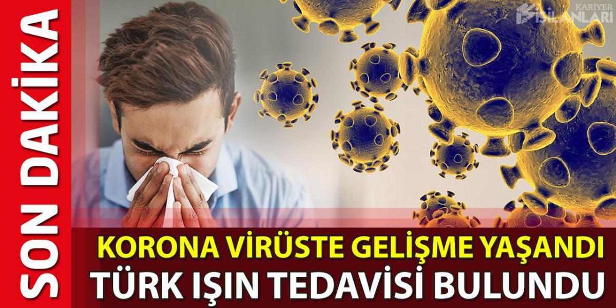 Koronavirüs Aşısı Beklerken Türkiye'de Işın Tedavisi Bulundu