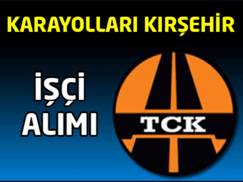 TCK 61 Şube Şefliği İşçi Alımı