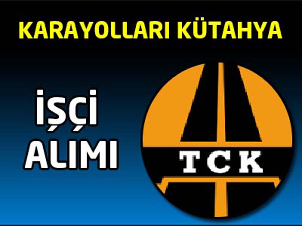 TCK 145 Şube Şefliği Kütahya Personel Alımı
