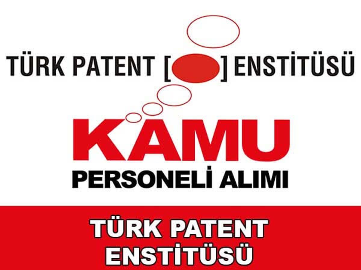 Türk Patent Enstitüsü Açıktan 15 Kişi Alacak