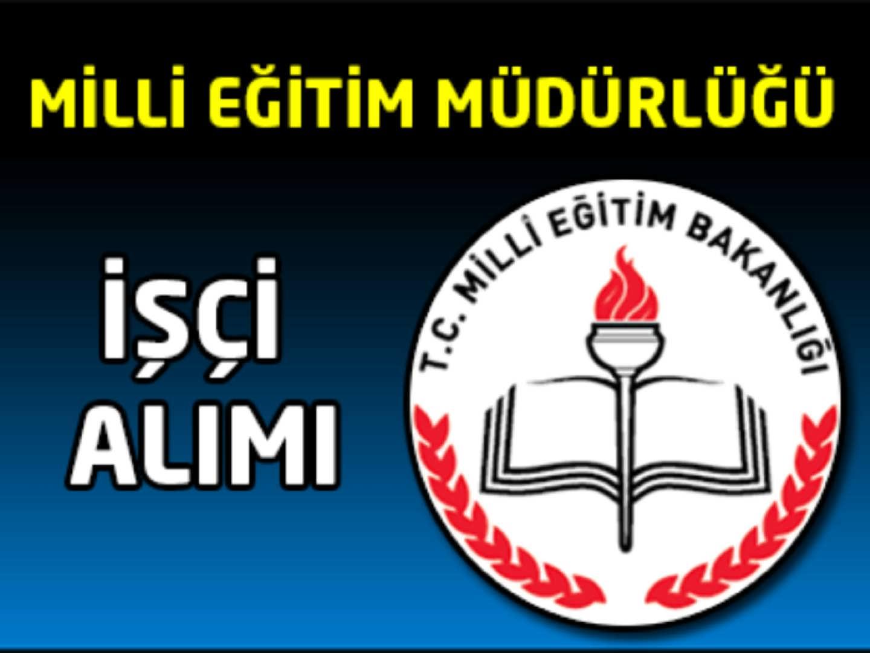 Mardin Milli Eğitim Müdürlüğü Personel Alımı