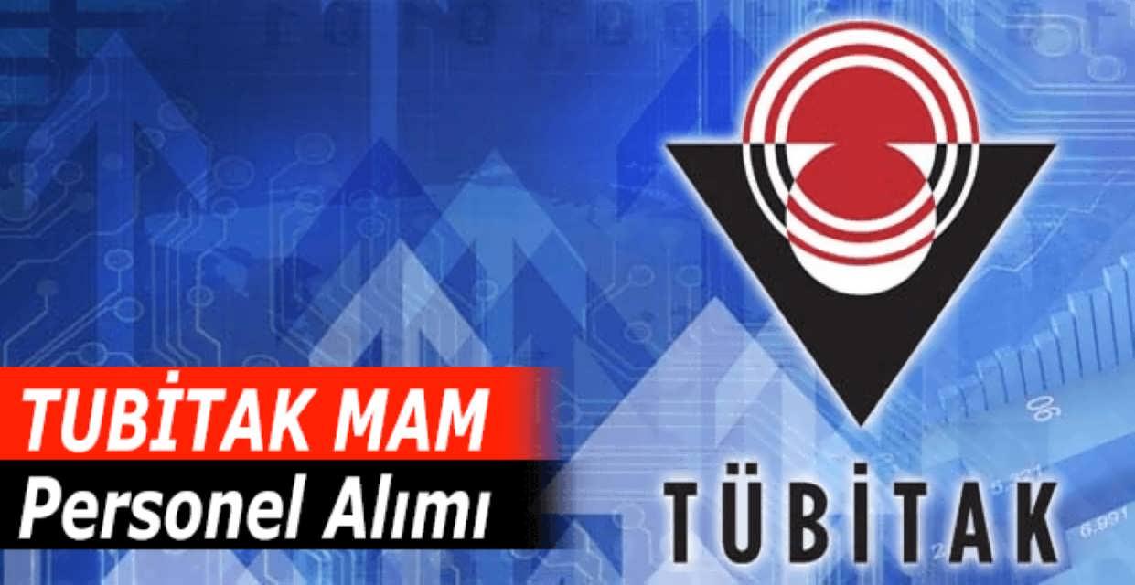 Tübitak İşçi Alımı 2017
