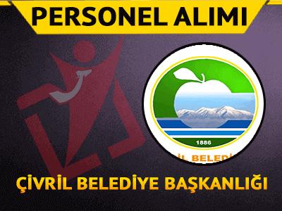 Denizli/Çivril Belediyesi Personel Alımı