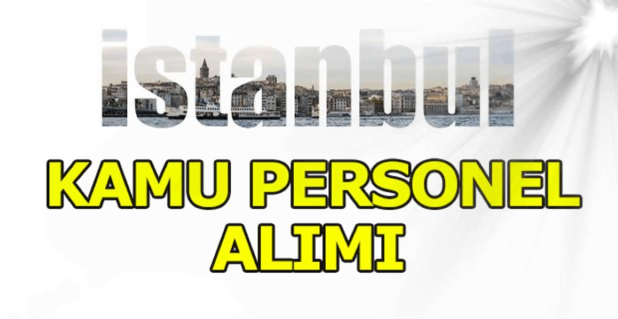 İstanbul Memur Alımı