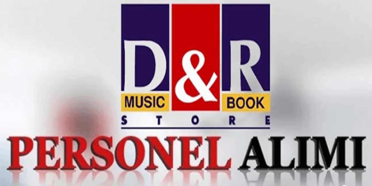 D&R Türkiye Geneli Personel Alımı