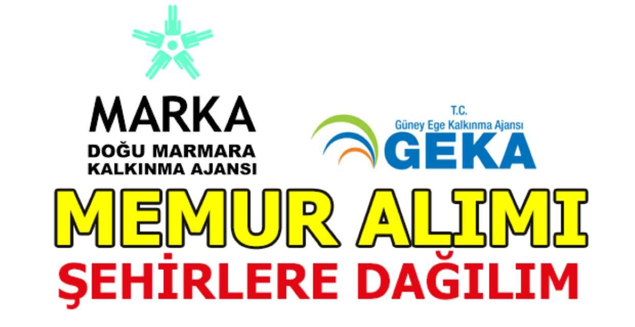 Doğu Marmara ve Güney Ege Kalkınma Ajansı Memur Alımı Mayıs 2017