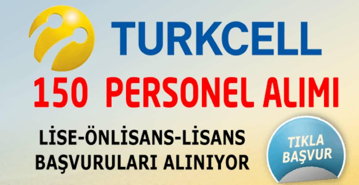Turkcell Personel Alımı Temmuz 2017