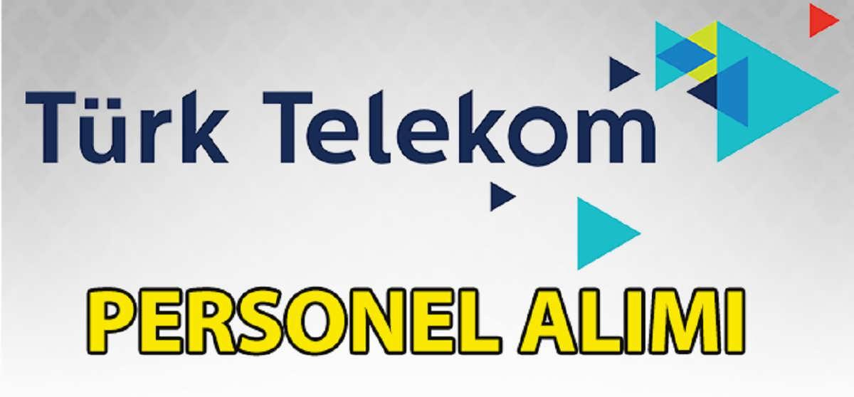 Türk Telekom İş İlanları Temmuz 2017