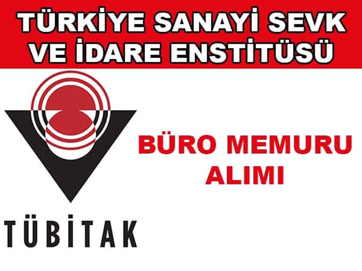 Türkiye Sanayi Sevk Ve İdare Enstitüsü Personel Alımı 2016