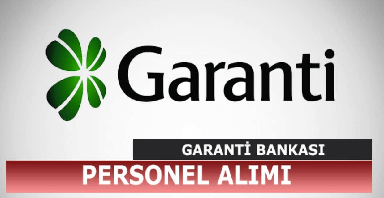 Garanti Bankası İş İlanları