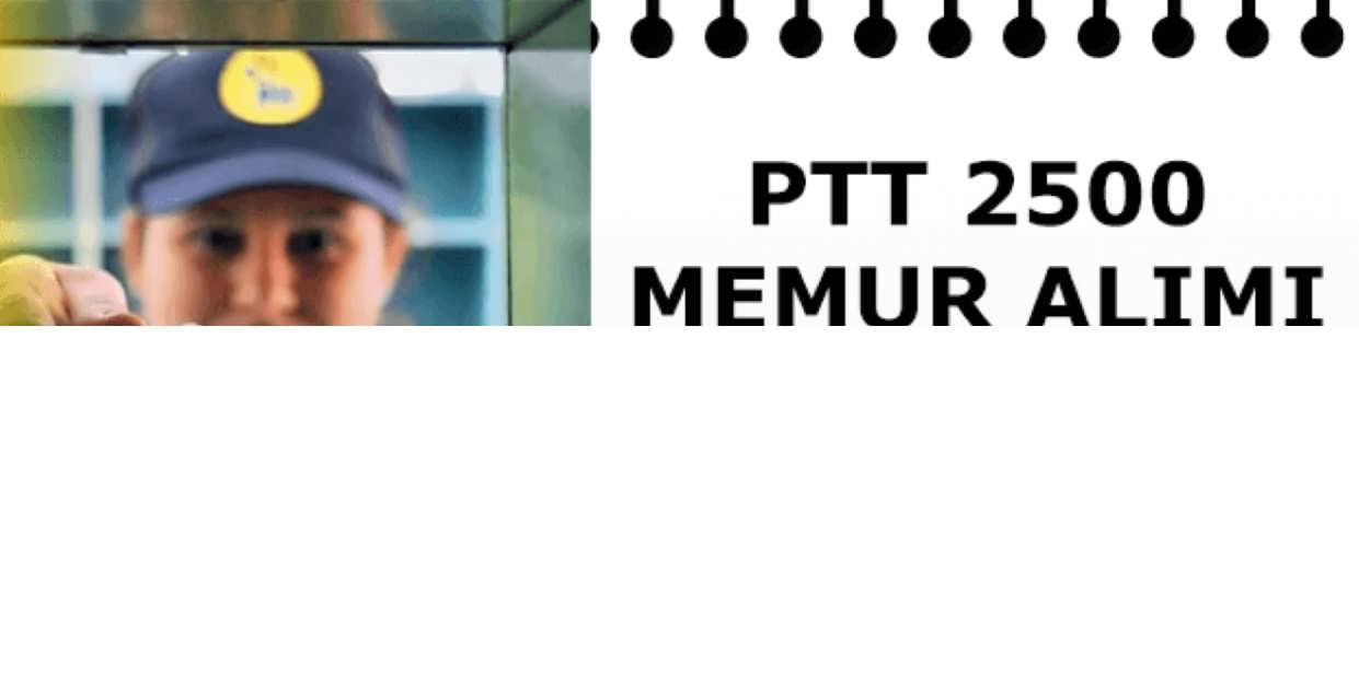 PTT 2500 Memur Alımı Başvuru Sonuçları Açıklandı
