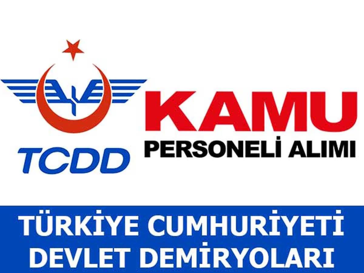 TCDD Genel Müdürlüğü Avukat Alımı İlanı Yayınlandı
