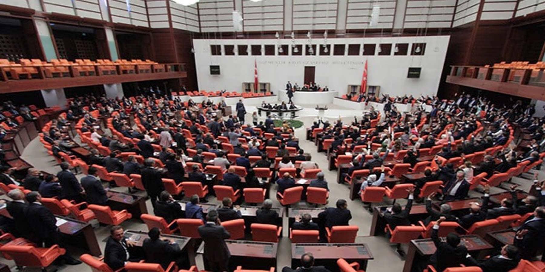 TCDD Taşeronları Meclis Gündeminde