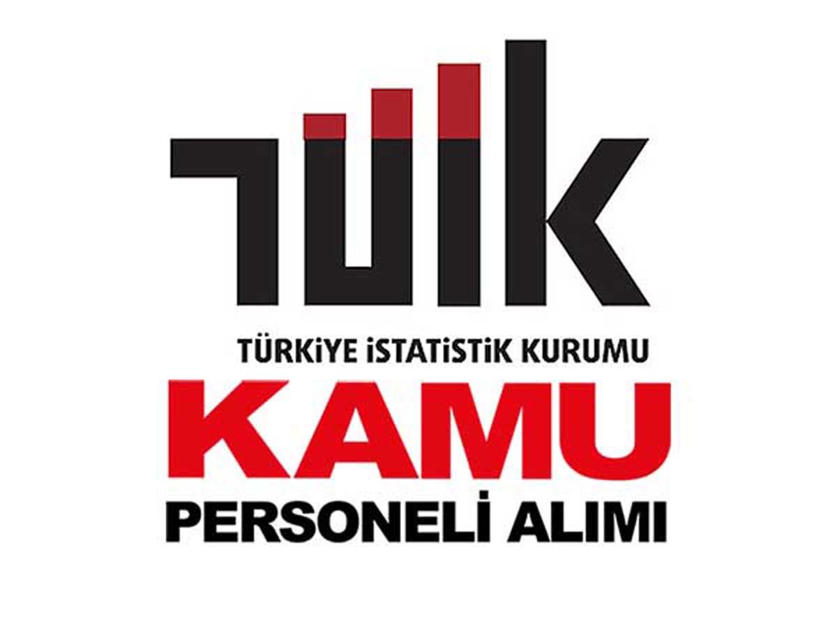 Türkiye İstatistik Kurumu Başkanlığı Kamu Personeli Alımı 2016