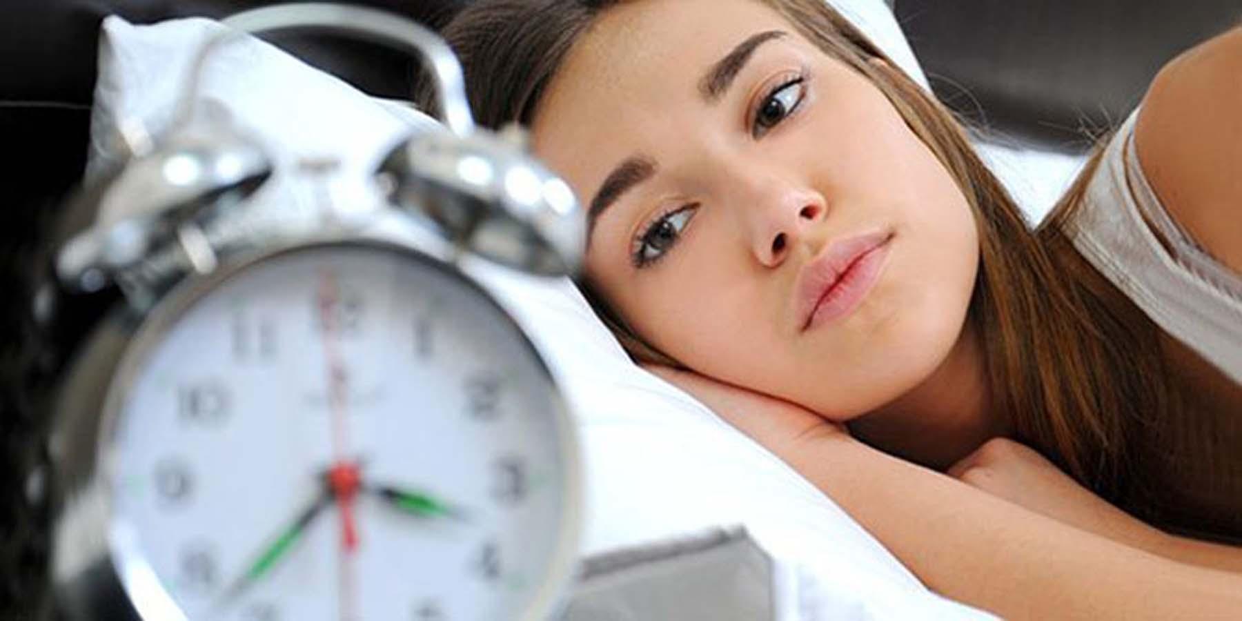 Uykusuzluk Sorununun Baş Nedeni Stres