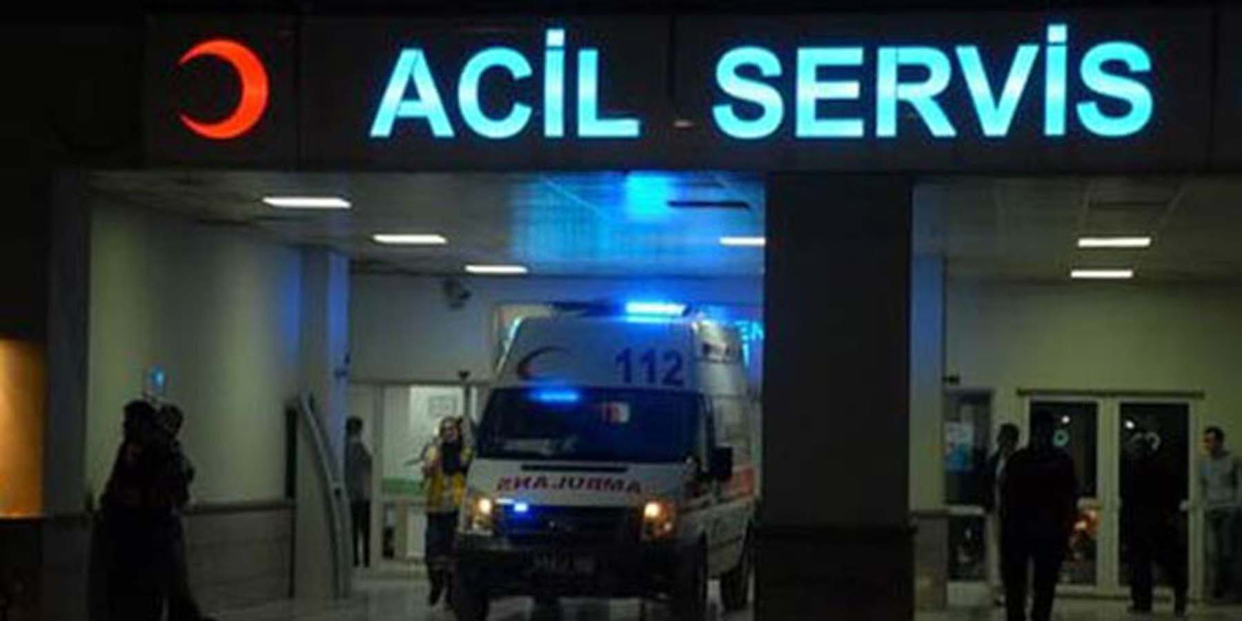 Doktoru Tehdit Eden Hasta Yakını Acil Serviste Çalışacak