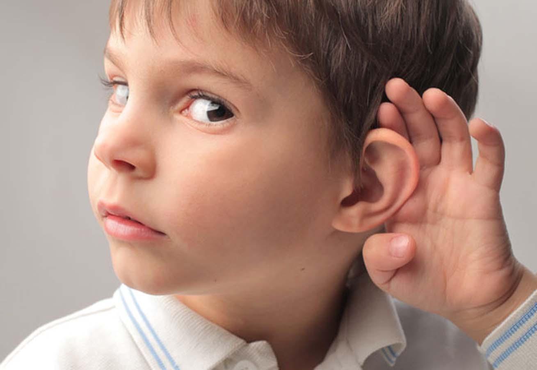 Çocuklar İçin Büyük Tehlike Orta Kulak İltihabı
