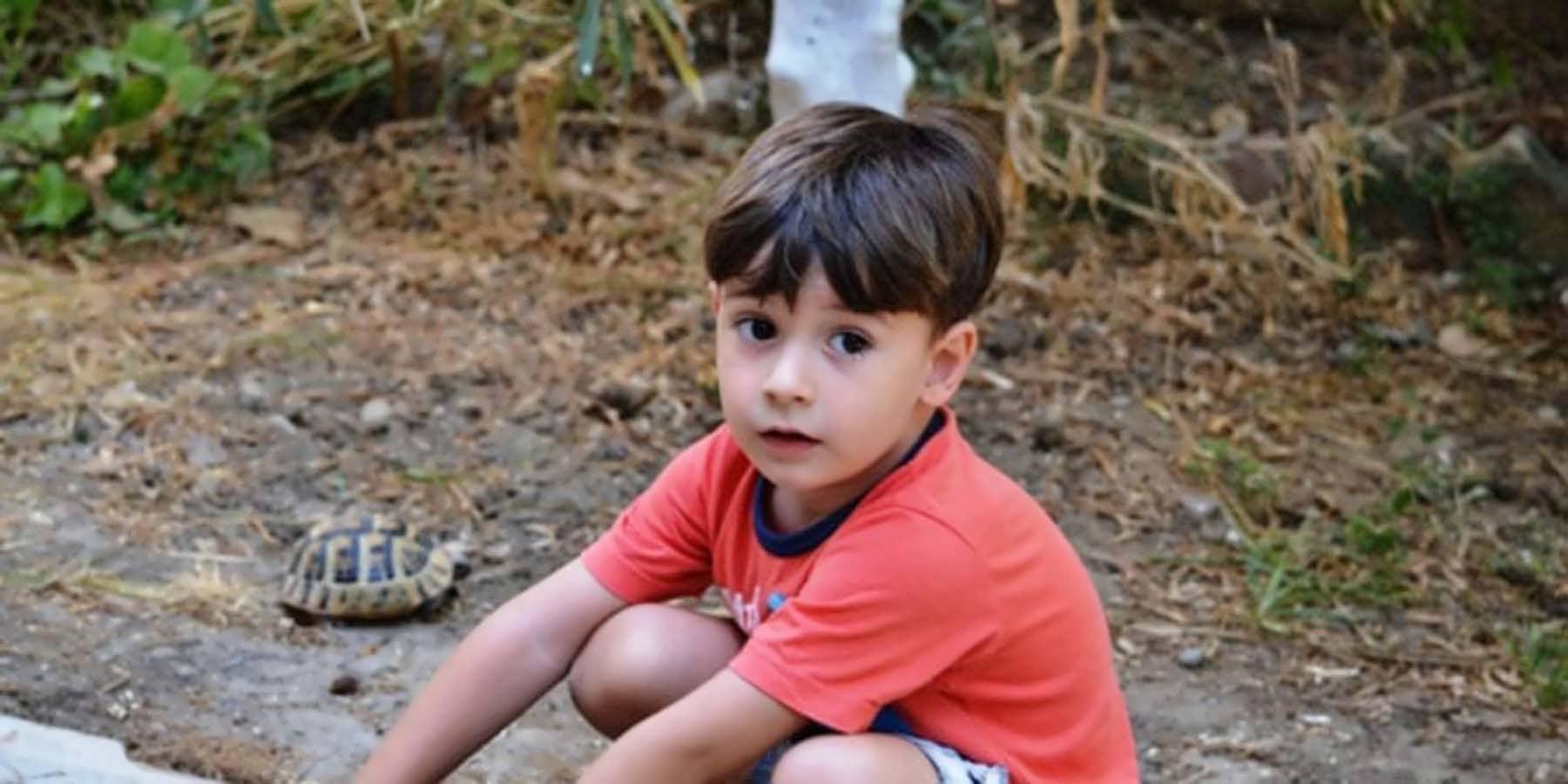 8 Yaşındaki Emre Yaşamak İçin Kök Hücre Bağışı Bekliyor