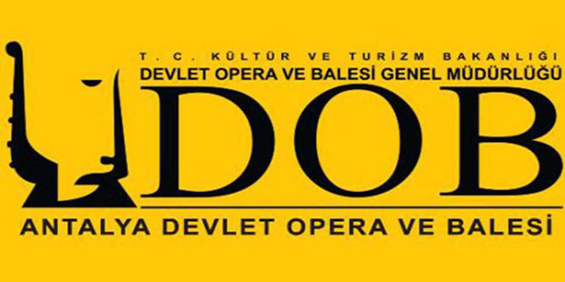 Antalya Devlet Opera ve Bale 2 Kamu Personel Alıyor
