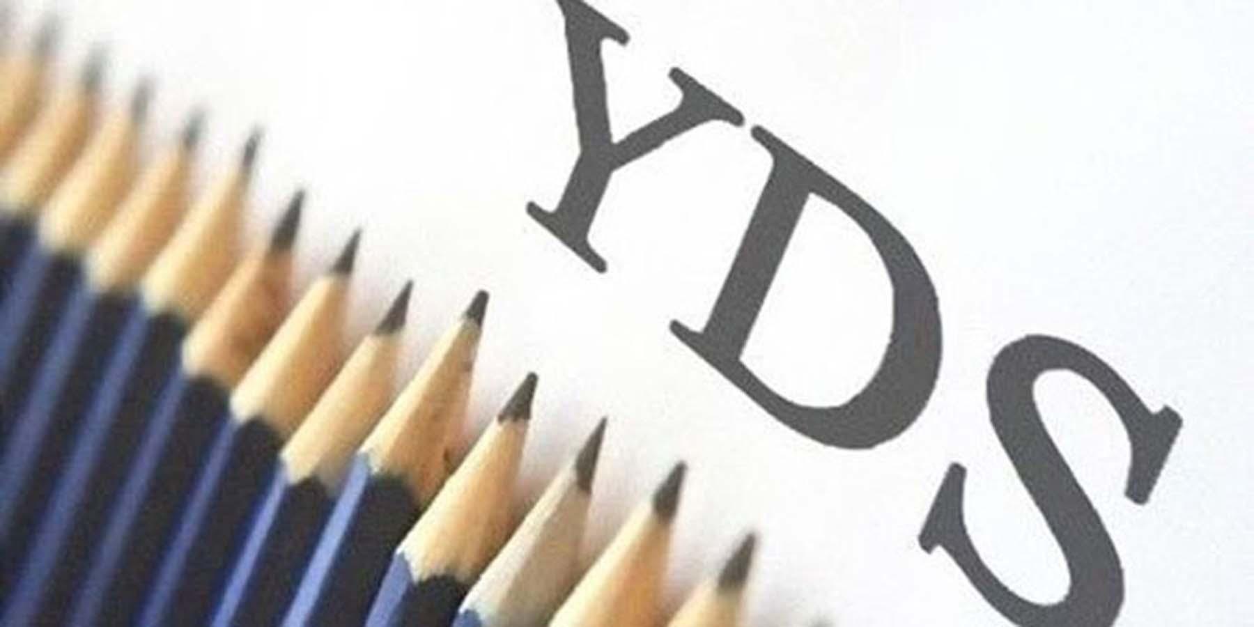 YDS Sınavına 111 Bin 458 Aday Girecek