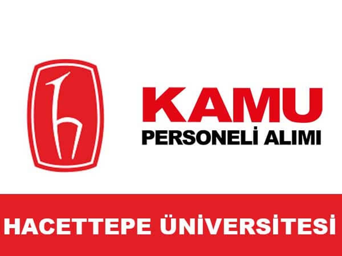 Hacettepe Üniversitesi 33 Sözleşmeli Personel Alımı