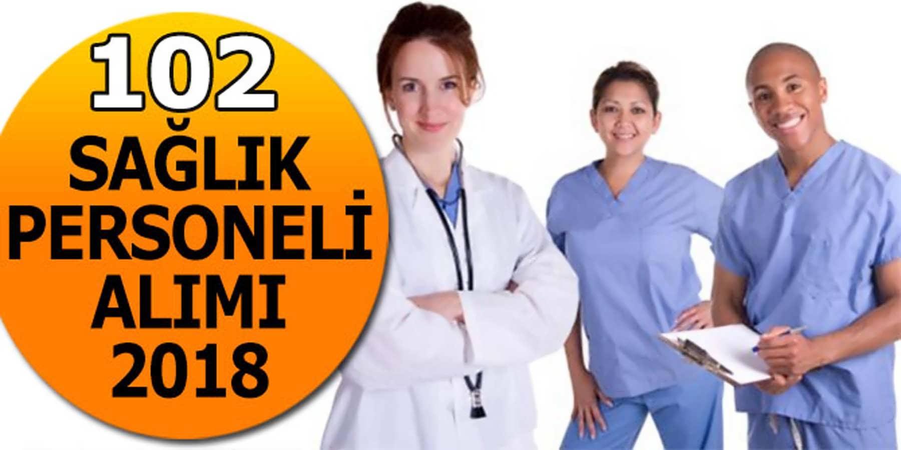 Bozok Üniversitesi KPSS Sıralaması İle Sağlık Personeli Alımı