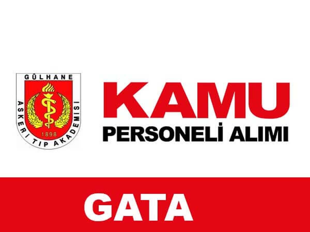 GATA Gündüz Bakımevi Müdürlüğü Personel Alımı