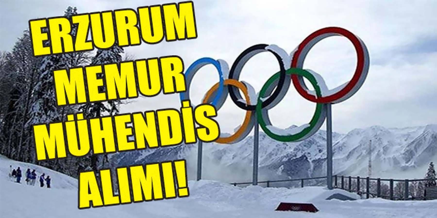 Erzurum Memur (Harita Mühendis) Alımı