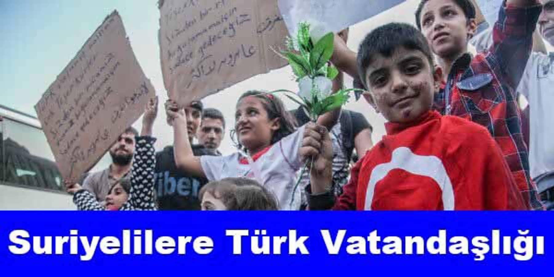 Kaç Suriyeli Türk Vatandaşı Olacak?